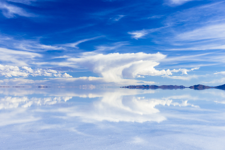 Mirror Lake Salar de Uyuni Salt Lake views
