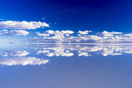 Mirror Lake Salar de Uyuni Salt Lake views