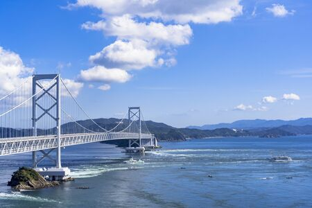 great naruto Bridge over Naruto Strait