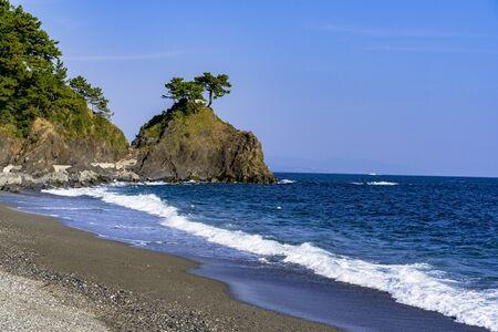 Katsurahama Beach 写真素材