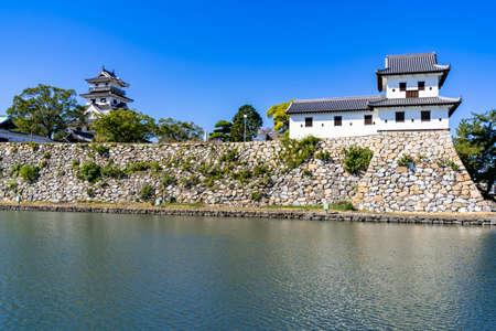 Imabari Castle in Ehime Prefecture Stok Fotoğraf - 148826917