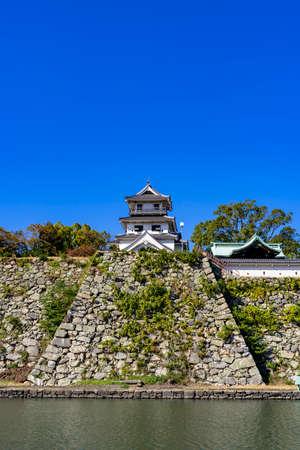 Imabari Castle in Ehime Prefecture Stok Fotoğraf - 148826918
