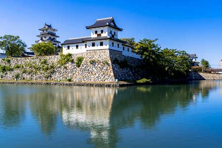 Imabari Castle in Ehime Prefecture 報道画像