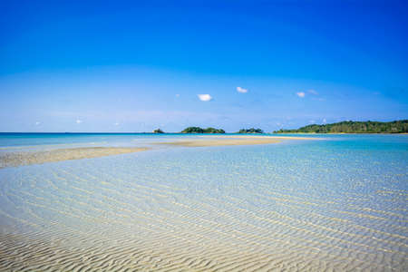 Sea at Lakoy Bay Resort on Bintan Island