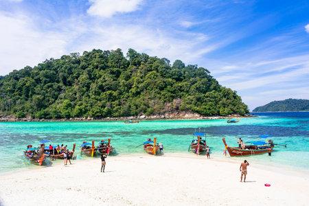 Beautiful sea at Lipe Island Resort Editöryel