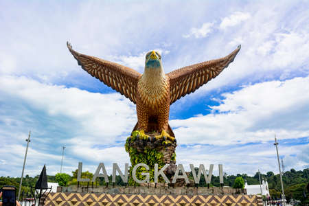 Giant Eagle Statue of Langkawi 新聞圖片