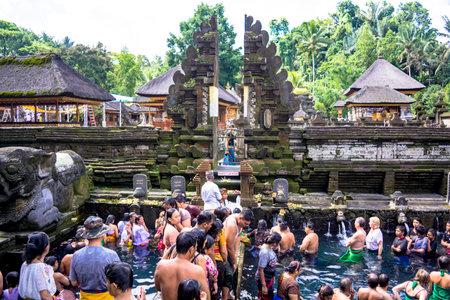 Tirta Umpul Temple in Bali