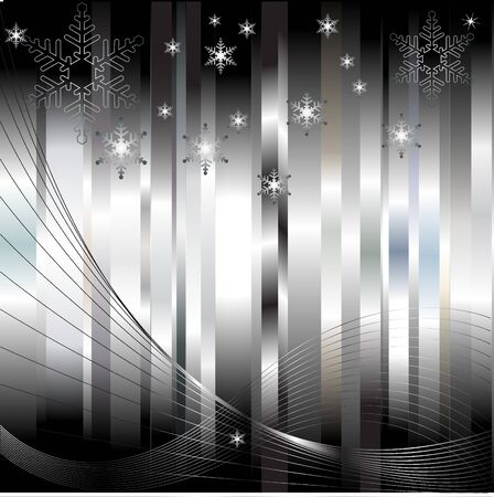 glimmer: Abstract colorful silver background Illustration