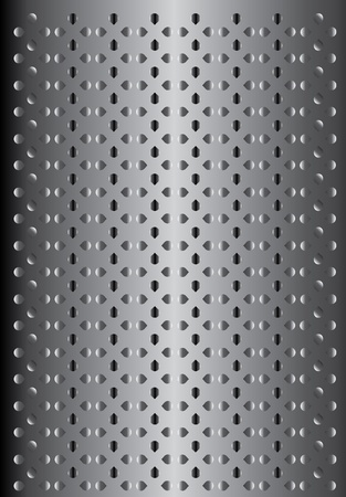 metal plate background texture metal Illustration