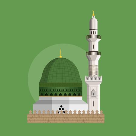 Masjid Nabvi - Saudi Arabia