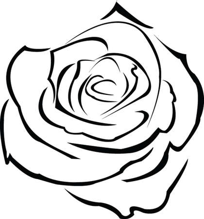 roses Stock Vector - 9716438