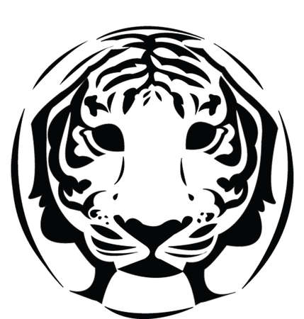 tiger - vector Illustration