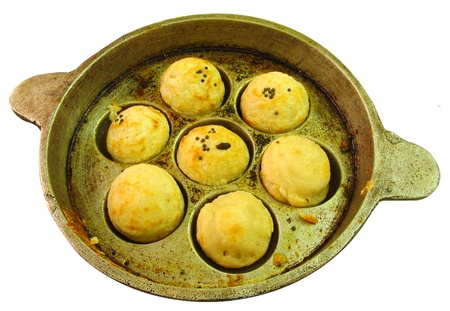 this is south indian food appe photo