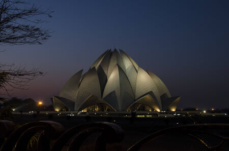 lotus temple photo