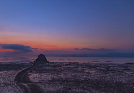 Xiapu steamed bun mountain