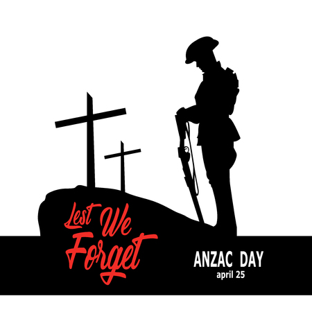 Anzac Day background