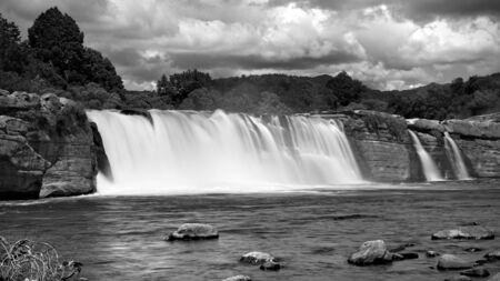 tasman: Maruia Falls, Tasman, New Zealand