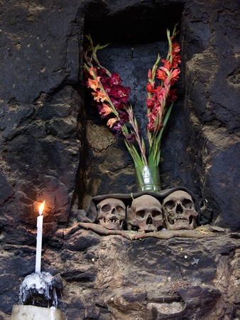 The ancestors, Ollantaytambo, Sacred Valley of the Incas, Cusco, Peru Stock Photo