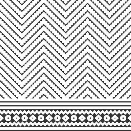 line ikat geometric pattern