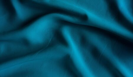 rumpled: Crumpled fabric texture Stock Photo