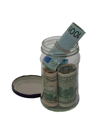 Moneyjar photo