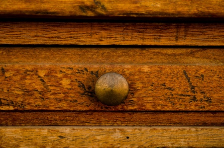 The Old drawer of the table , Chiangmai,TH. stye