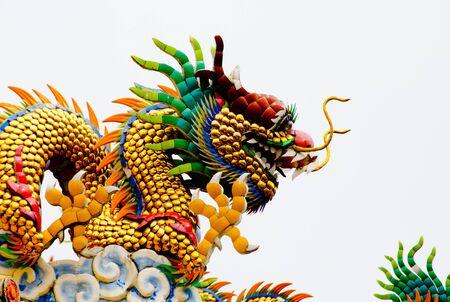 The Golden Dagon At ChiangMai, Thailand.