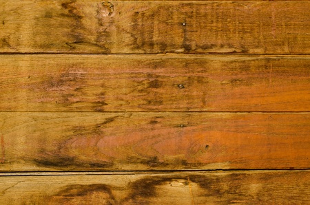 The old wood Board in the House , closeup old texture , background. photo