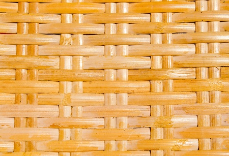 The Clos up of  Thai Bamboo texture. photo