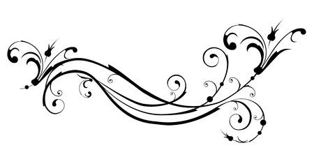 creeping: elementos florales