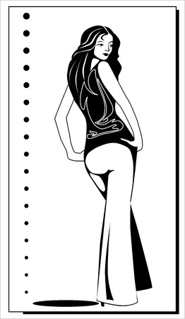 sexy girl posing: posing girl