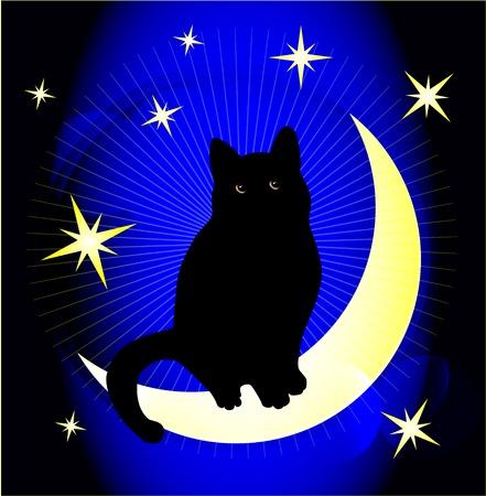 loup garou: r�vant de chat