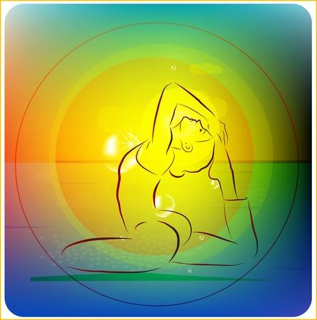 mind body soul: yoga practice