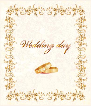 adorn: tarjeta de boda