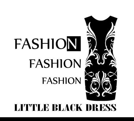 feminity: little black dress
