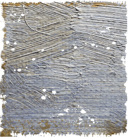 Abstract background with splashes. Oil paints texture