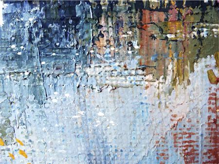 oil paints: Resumen de antecedentes. Pinturas al �leo sobre lienzo.