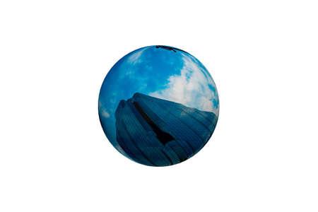sphere 3D Stock Photo