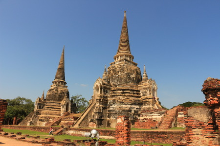 ayuthaya: wat mongkol bophit temple ayutthaya ,wat mahathat