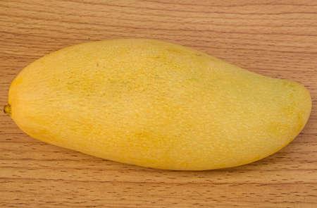 熟した: 熟したマンゴー