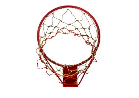 intramural: Basketball hoop stock photo Stock Photo
