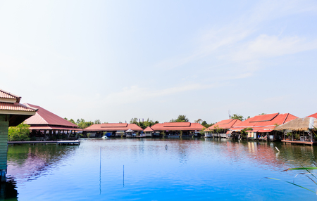 huahinsamphannamfloatingmarket,thailand