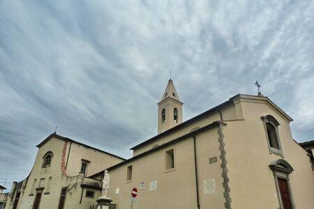 Church of Settignano, Tuscany, Italy 1 photo