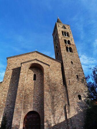 ravenna: Italy, Ravenna, Romanic church 1