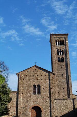 francesco: Ravenna, the franciscan church of San Francesco