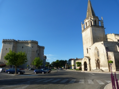 martha: St  Martha s Collegiate Church in Tarascon