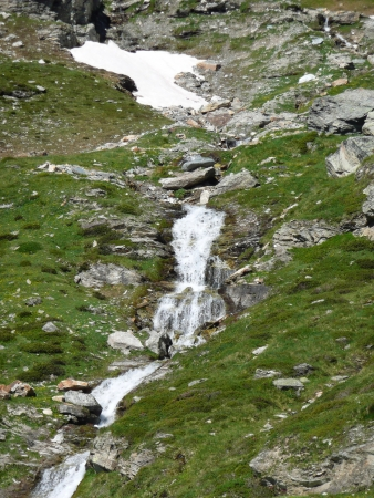 rill: Stream in French Savoy