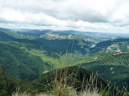 apennines: Landscape of the Tuscan-Emilian Apennines