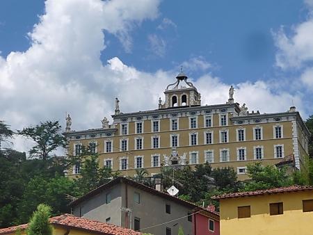collodi: Park of Villa Garzoni, Collodi, Tuscany, Italy Editorial
