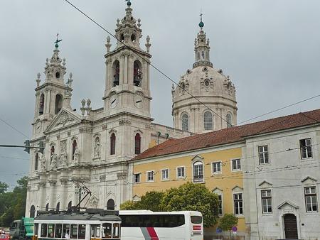 rela: Basilica da Est rela, Lisbon, Portugal
